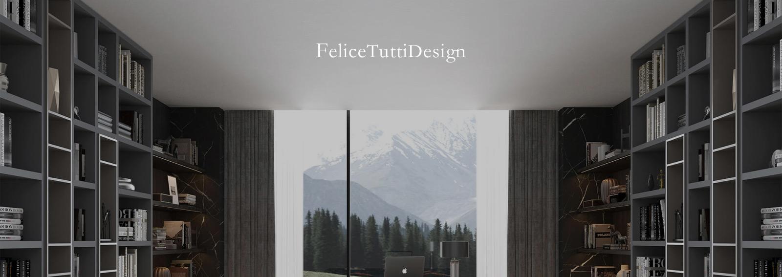 FeliceTuttiDesign 全案设计依然延续了意式极简主义的现代风格,按照横向空间理论设计原理,以期达到人居环境所需的最佳状态。FeliceTuttiDesign 全案设计强调形态与质感的体现,由建筑物对空间的包裹更显神奇,在强调视觉氛围感受的同时使空间的立体展示更加明显。